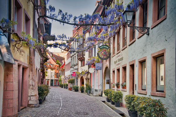 Freiburg - BDB Akademie Hotel in Staufen
