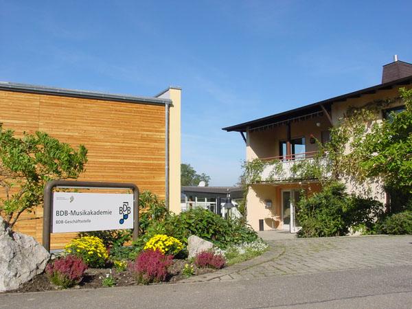 Das BDB Akademie Hotel in Staufen