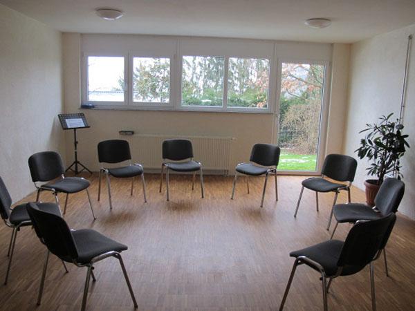Staufen - BDB Akademie Hotel in Staufen - Gartenraum 2