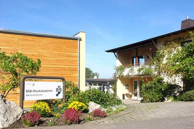 Hotel der BDB Akademie in Staufen bei Freiburg