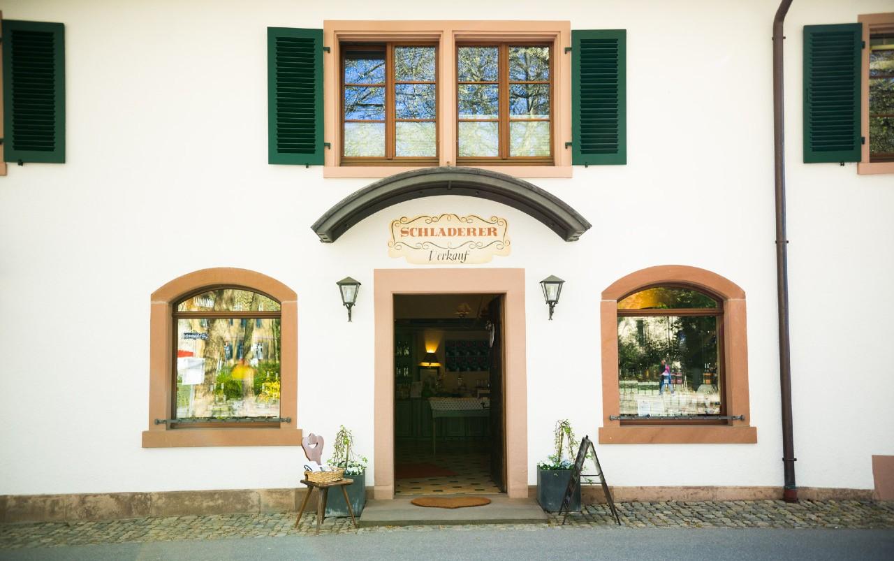 Brennerei Schladerer - BDB Akademie Hotel in Staufen