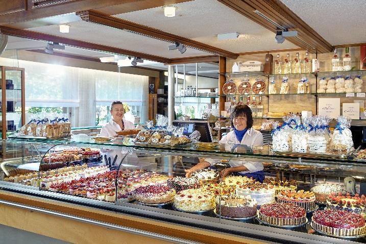 Café Decker - BDB Akademie Hotel in Staufen