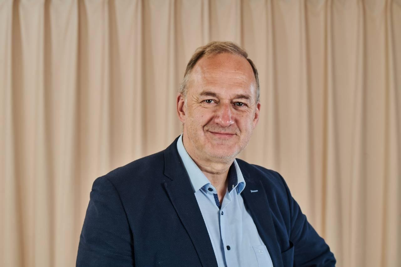 Geschäftsführender Präsident/Akademiedirektor Christoph Karle - Bund Deutscher Blasmusikverbaende
