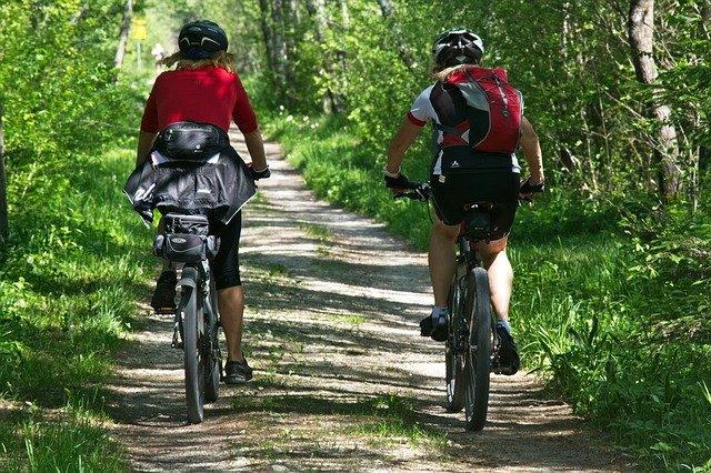 Mit dem Fahrrad nach Staufen zur BDB Akademie