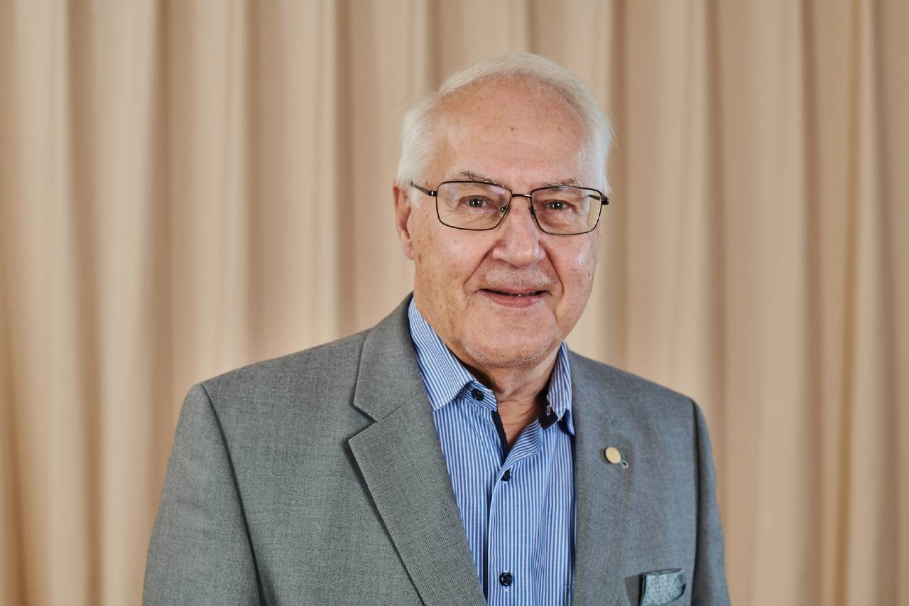 Vizepräsident Helmut Steinmann- Bund Deutscher Blasmusikverbaende