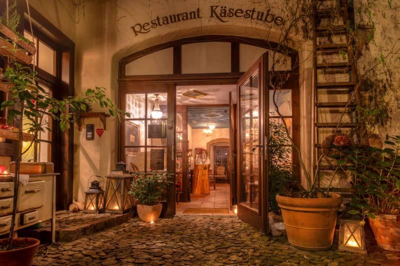 Kaesestube - BDB Akademie Hotel in Staufen