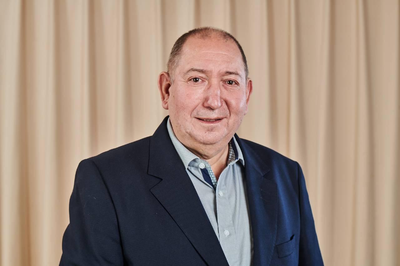 Vizepräsident Michael Weber- Bund Deutscher Blasmusikverbaende
