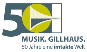Logo Musik Gillhaus